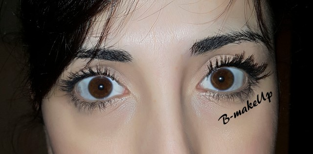 pestañas ojos rimmel moodstruck 3d lashes younique con sin antes despues review blog maquillaje extensiones lifting permanente color negro fiesta dia